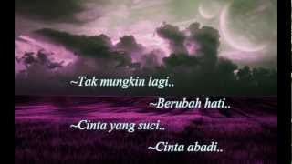 BlackRose - Cinta Abadi(lyric versions)