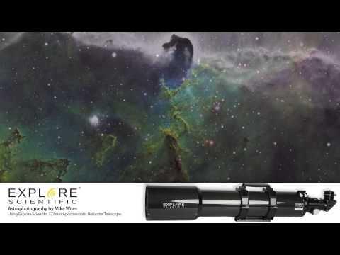 Explore Scientific 127 Carbon Fiber Telescope