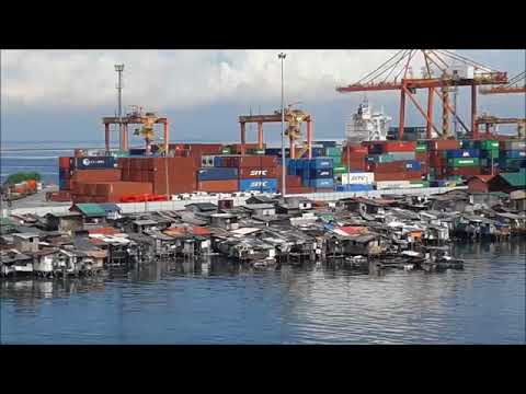 Port Of Manila, Philippines