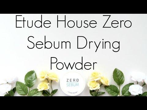 Zero Sebum Drying Powder (Translucent)