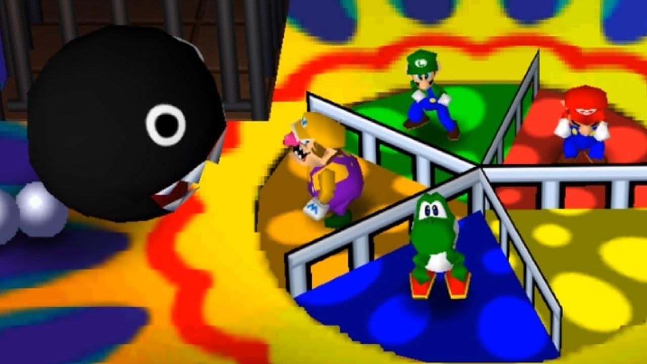 Super Mario Party 3 - All Mini Games