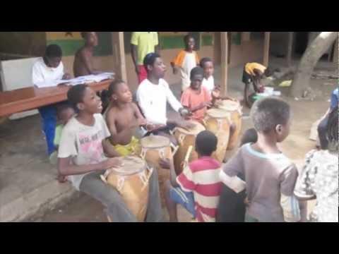 Ghana with IVHQ