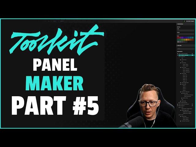 Retouching Toolkit: Panel Maker (Part#5)