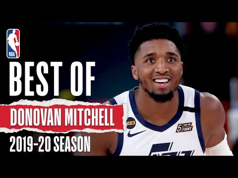 The Best Of Donovan Mitchell 🕷 | 2019-20 Season