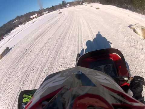 Lisbon, New Hampshire Vintage Snowmobile Race Youth 13-17 January 31, 2015 Final