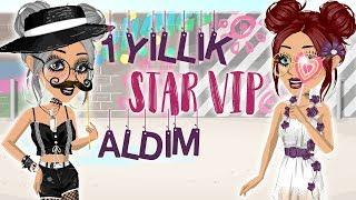 Msp 1 Yıllık Star VIP Aldım! + Level Up 30 !