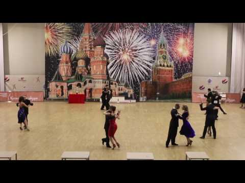 """Танец Судей, Танго турнир """"Кремлевские Звезды 2017"""" Prischepov TV - Tango Channel"""