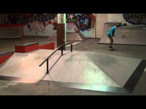 Thor spangsberg - Hal klip 2 fra Esbjerg Rollerskate Club
