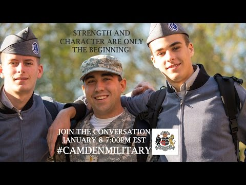 Hangout With Camden Military Academy