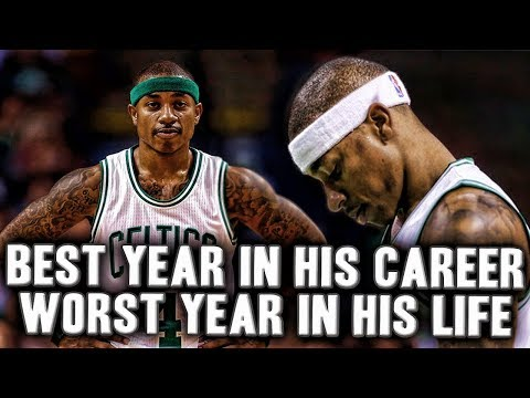 How This Was Isaiah Thomas' Best Year In His Career And Worst Year In His Life