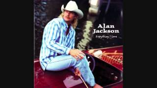 """Little Bitty"" - Alan Jackson (Lyrics in description)"