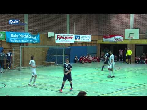 hallenfussball live