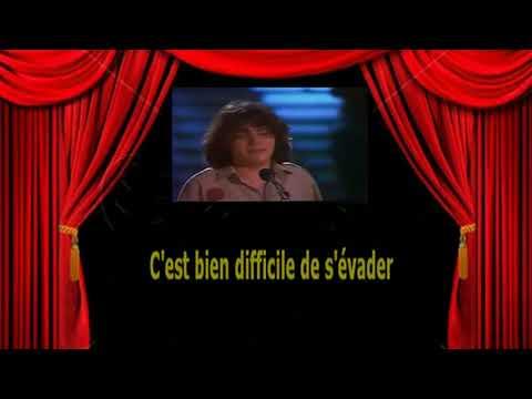 Karaoké Daniel Balavoine   Lady Marlène