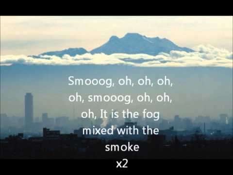 smog song (radioactive)