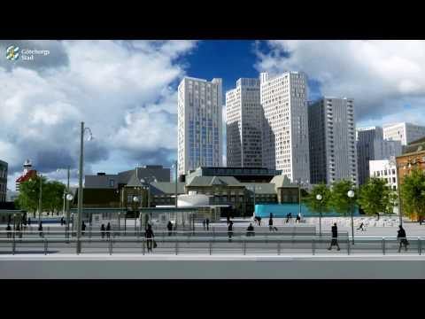 Vision för Centralenområdet- Göteborgs Stad
