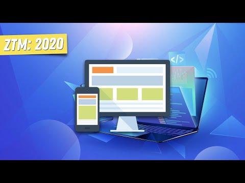The Complete Web Developer In 2020: Zero To Mastery