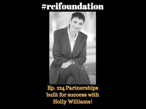 Ep. 224 Partnerships built for success with Holly Williams!