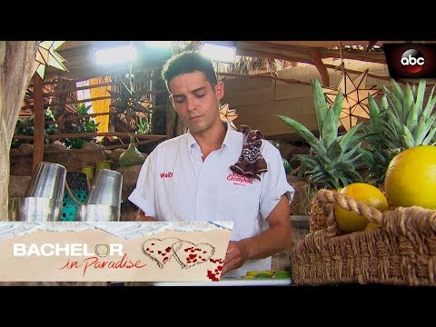 Wells Recaps the First Week In Paradise - Bachelor In Paradise