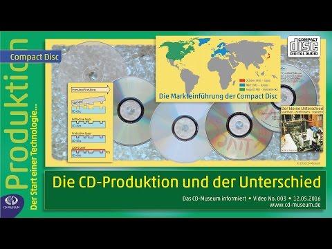 Erste CD-Produktion PolyGram Hannover
