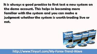 Forex Trend Wave Review | Forex Trend Wave System