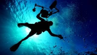 (3D binaural sound) Asmr/relaxing underwater sound effect