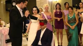 Шок!!! ведущий поцеловал жениха на свадьбе