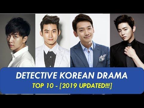 Detective Korean Drama List Top 10 2019 Updated Youtube
