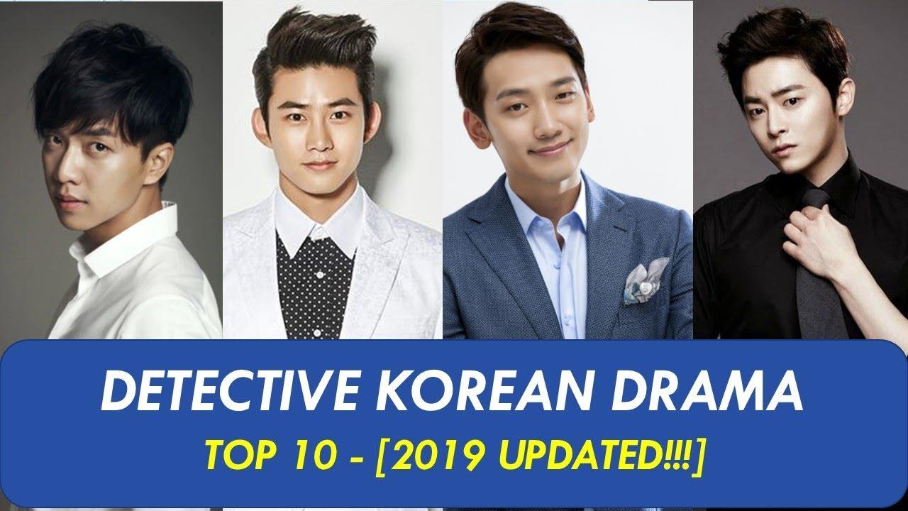 Detective Korean Drama List - Top 10 [2019 Updated!!!]