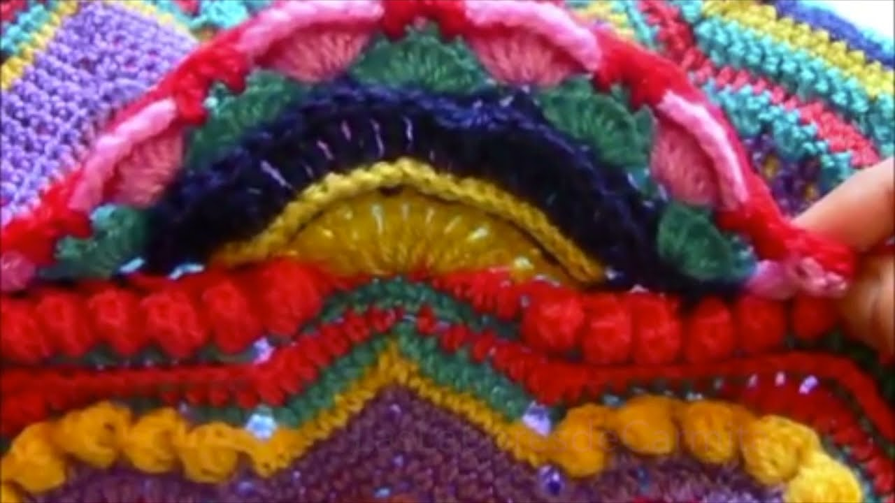 Mandala crochet principiantes 6 2