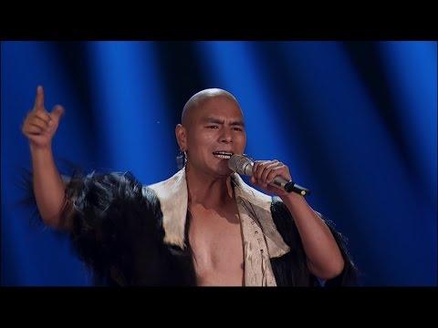 Chinese folk song: Haicai Qiang, primitive tune of Yi minority