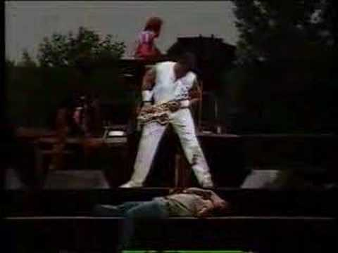 Darlington County - Bruce Springsteen - Paris 85