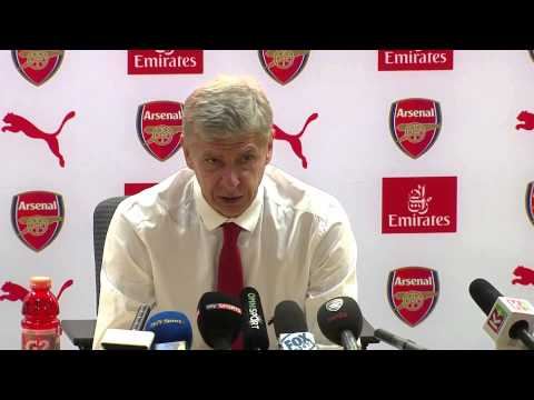 Arsene Wenger frustrated by Arsenal draw with Manchester City