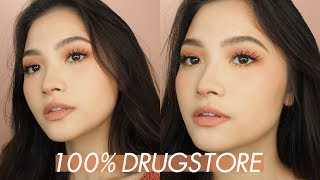 MAKEUP ANTI MINYAK, TAHAN SEHARIAN // DRUGSTORE PRODUCTS