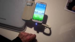 Samsung Waage für Samsung Galaxy S4 S Health [Deutsch]