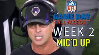 NFL Week 2 Mic'd Up, \