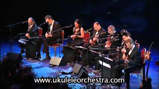 The Ukulele Orchestra of Great Britain - Ride of the Valkyries and Silver Machine
