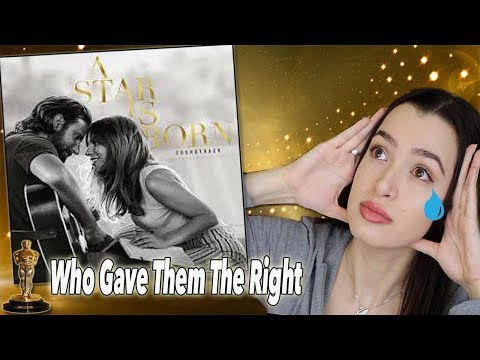 """""""A Star Is Born""""~ Soundtrack Reaction"""