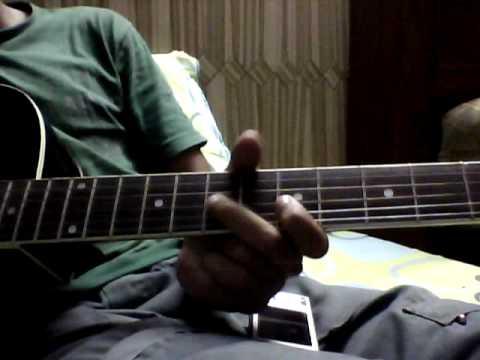 Kabhi na kabhi to miloge guitar solo for beginners.wmv - YouTube