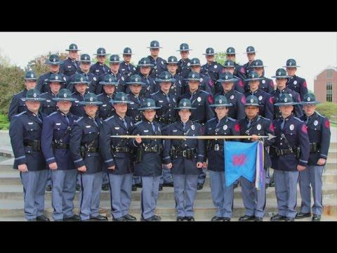 37 Nebraska State Patrol Officers Graduate