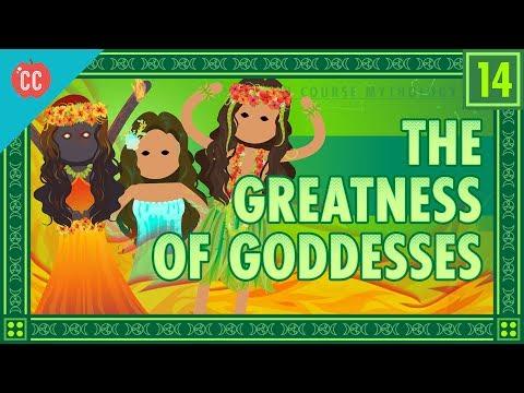 Fire and Buffalo Goddesses: Crash Course World Mythology #14