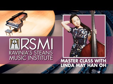 Ravinia's Steans Music Institute Master Class: Linda May Han Oh