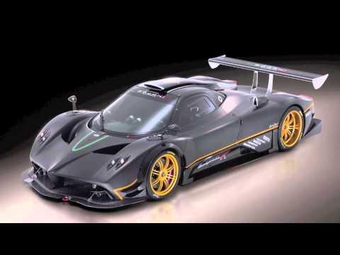Pagani Zonda R - Brutal acceleration - YouTube
