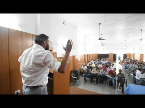 Failing Newton 2nd and 3rd Law by Neo Sir at Dehradun Press Club (Part 1)