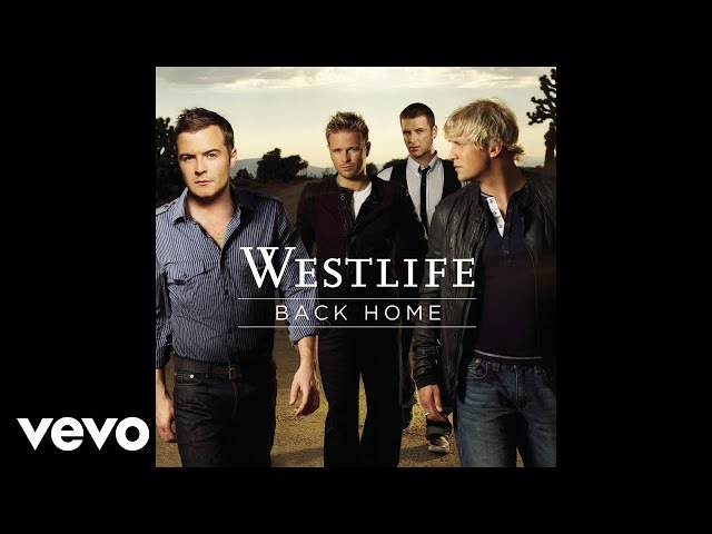 Westlife - When I'm With You (Audio)
