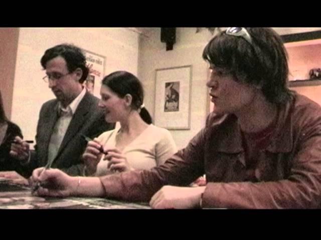 Autogramiáda filmu BOLERO - kino Koruna Břeclav