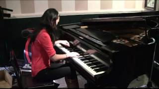 Bach Prelude No. 14 in F# minor BWV 859 WTC 1
