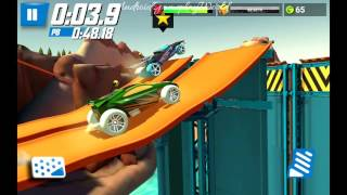 Hot Wheels: Race Off Android Gameplay #21