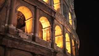 Italia Roma di notte