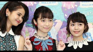 人気アイドルグループ「AKB48」の「ぱるる」こと島崎遥香さんがプロデュ...