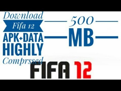 How to download fifa 12 apk+data highly comprssed 400mb#gaming bd.